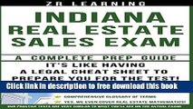 READ book Indiana Real Estate Sales Exam Questions FREE
