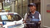 Les policiers municipaux patrouillent armés à Saint-Etienne