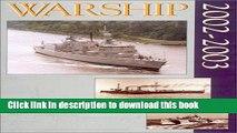 [PDF] Warship (Warship (Conway Maritime Press)) Download Online