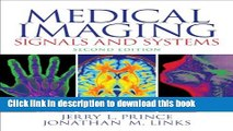 [PDF] Medical Imaging Signals and Systems (2nd Edition) [Full E-Books]