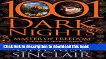 [PDF] Master of Freedom: A Mountain Masters Novella (1001 Dark Nights) Free Online
