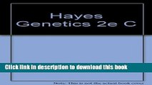 [PDF] The Genetics of Bacteria and Their Viruses: Studies in Basic Genetics and Molecular Biology