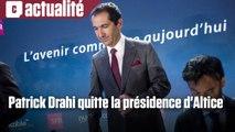 Patrick Drahi quitte la présidence d'Altice