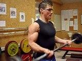 biceps muscu allan grenier 17 years old fitness