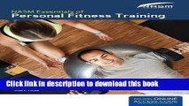 [Popular Books] NASM Essentials Of Personal Fitness Training: Fourth Edition Revised [PDF]
