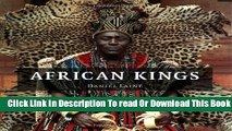 [Reading] African Kings: Portraits of a Disappearing Era New Online