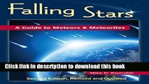Download Falling Stars: A Guide to Meteors   Meteorites Book Online