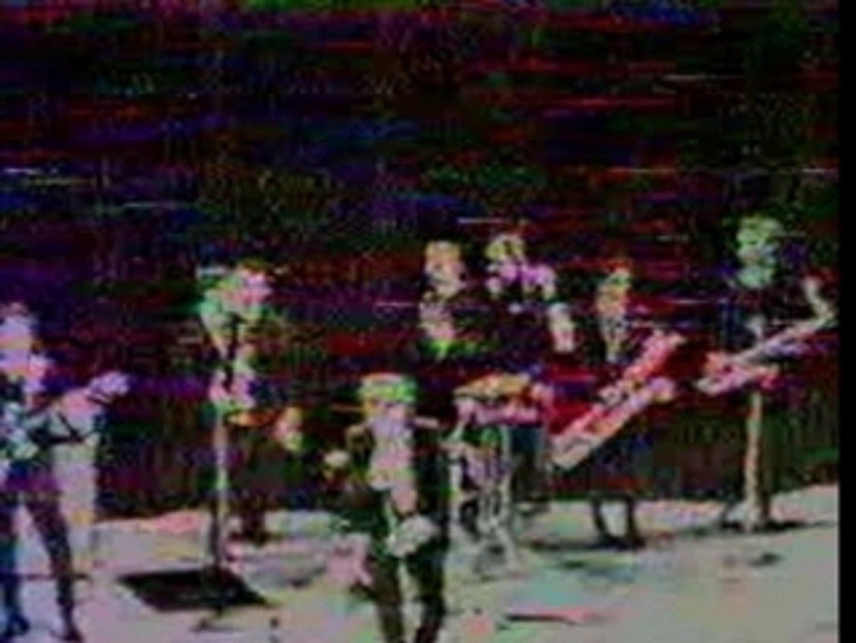 Johnny Hallyday - Le Pénitencier (Live 1966