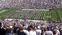 Penn State Alumni Blue Band Pregame Show.  September 27, 2014.