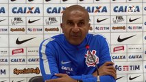 Mesmo com tropeço, Cristovão acredita que Corinthians irá lutar pelo título até o fim do Brasileiro