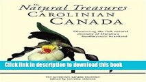 [PDF] The Natural Treasures of Carolinian Canada: Discovering the rich natural diversity of