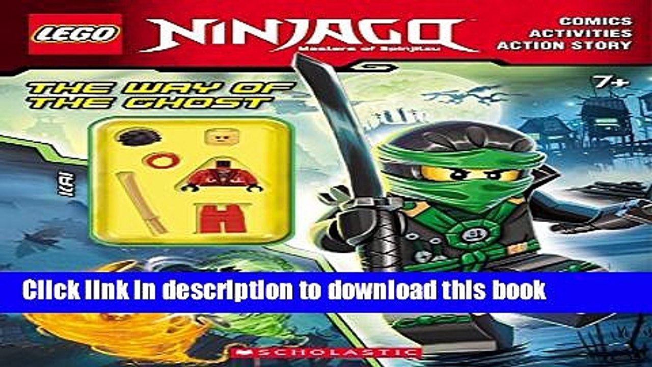 [PDF] The Way of the Ghost (LEGO Ninjago: Activity Book with Minifigure)  Free Online