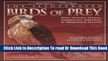 [Reading] Illustrated Birds of Prey: Red-Tailed Hawk, American Kestral,   Peregrine Falcon: The