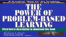 "[Fresh] The Power of Problem-Based Learning: A Practical ""How To"" for Teaching Undergraduate"