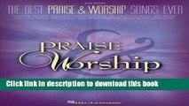 PDF Download) Popular Praise: 10 Timeless Christian Worship