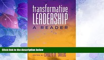 Big Deals  Transformative Leadership: A Reader (Counterpoints)  Free Full Read Most Wanted