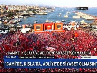 Murat Erçin'le Son Saat 08 Ağustos 2016