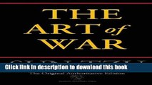 [Popular] Books The Art of War (Chiron Academic Press - The Original Authoritative Edition) Full