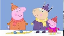 Peppa Pig Snowy Mountain Season 4 Episode 49 in English