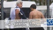 «Chemise arrachée» à Air France: L'intervention d'El Khomri surprend la CGT