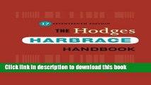 [Fresh] Hodges  Harbrace Handbook, Preview Version (Hodges  Harbrace Handbook with APA Update