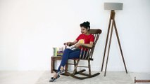 Rocking Chair | Suzan Rocking Chair | Buy Suzan Rocking Chair Online
