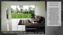 10275 Collins Ave 226, Bal Harbour, FL 33154