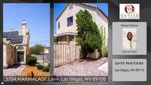 3704 MARMALADE Lane, Las Vegas, NV 89108