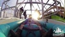 Plus grand toboggan aquatique du monde : vraiment kiffant