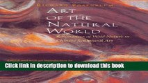 Download Art of the Natural World: Resonances of Wild Nature in Chinese Sculptural Art Book Free