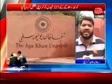 Quetta blast: 27 injured shifted to Aga Khan hospital Karachi