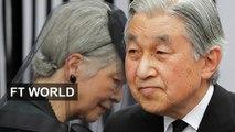 Emperor Akihito's abdication explained