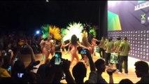 JO de Rio : Usain Bolt danse la samba