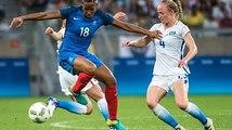 JO France-Etats-Unis Féminines, 0-1, but et premières réacti