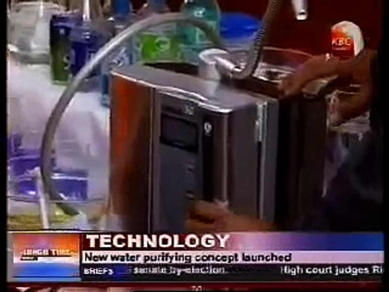 Breaking News!! Kangen Water in Kenya, Africa!!