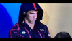 Michael Phelps With A Crazy Stare At Chad Le Clos!