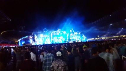 Afrojack LIVE la Untold Festival 2016
