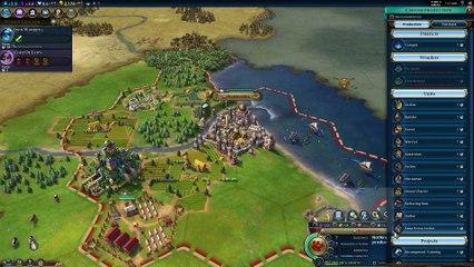 Les Scythes de Civilization VI