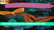 Download Photoshop Brushes   Creative Tools: Butterflies (Electronic Clip Art Photoshop Brushes)