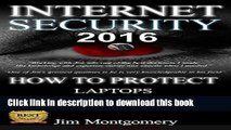 Download Internet Security 2016: Security   Privacy On Laptops, Smartphones   Tablets E-Book Online