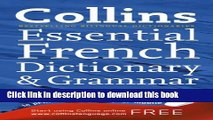 [Fresh] Collins French Essential (Dictionary and Grammar) (English and French Edition) Online Books