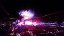Martin Garrix LIVE la Untold Festival Part 3 fireworks