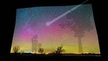 Les étoiles filantes