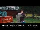 Twilight - Chapitre 2 : Tentation VF - Making of