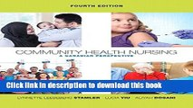 [Download] Community Health Nursing: A Canadian Perspective (4th Edition) Kindle Free