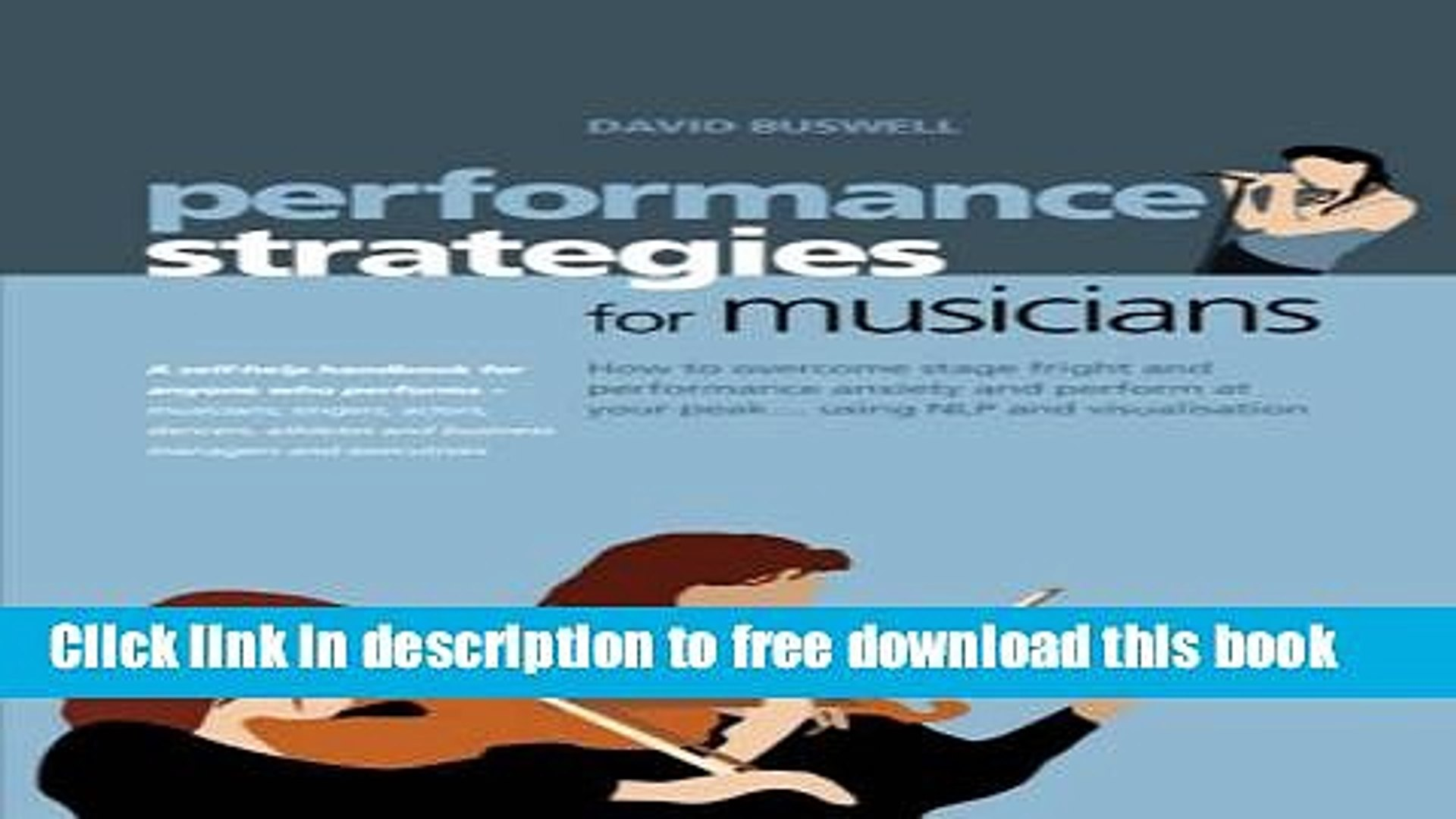 [Download] Performance Strategies for Musicians Kindle {Free|
