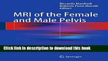 [Download] MRI of the Female and Male Pelvis Hardcover Free