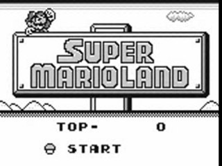 Super mario land Niveau 1