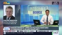 """Banques centrales: """"La politique monétaire toute seule n'a probablement pas les moyens nécessaires pour recaler l'économie sur une tendance plus élevée"""", Philippe Waechter - 09/08"""