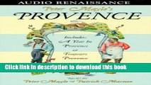 [Download] Peter Mayle s Provence: Included A Year In Provence and Toujours Provence Paperback